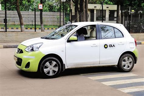 Ola Looks To Enter Inter-city Taxi Market