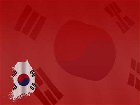 korea south map  powerpoint templates