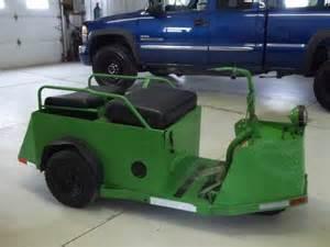 Cushman Electric Minute Miser Utility Cart