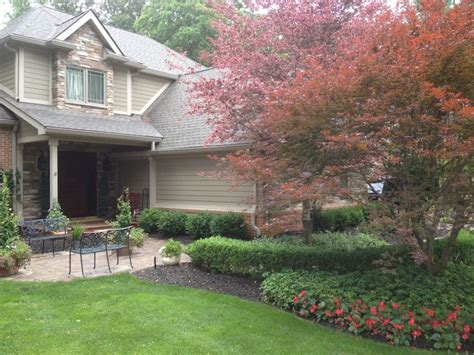 beautiful front yards beautiful front yard patio and landscaping in brighton mi sunscape land design welcome to