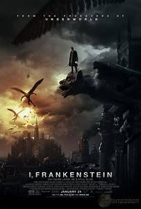 Exclusive: The New I, Frankenstein Poster! - SuperHeroHype