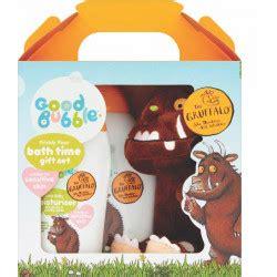 Good Bubble Gruffalo Prickly Pear Bath Time Gift Set Rinkinys su opuncija 250ml+100ml