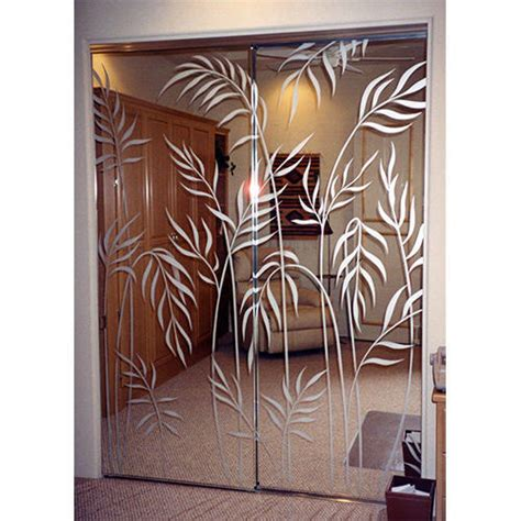 designs  mirror printed glass door mirror manufacturer