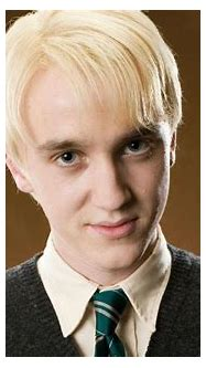 Draco Malfoy now has a ponytail and Harry Potter fans don ...