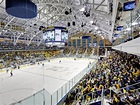 U of M Yost Ice Arena | ROSSETTI | Archinect