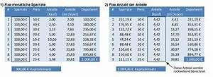 Rendite Fonds Berechnen : cost average effekt rechner kfz versicherung ~ Themetempest.com Abrechnung