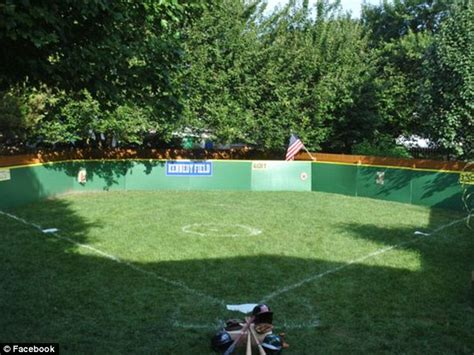 Ryan And Lizette Kennedy Build 'field Of Dreams' Baseball