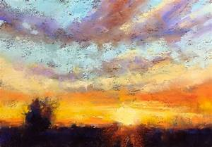 alejandra gos how do i paint clouds pastel painting