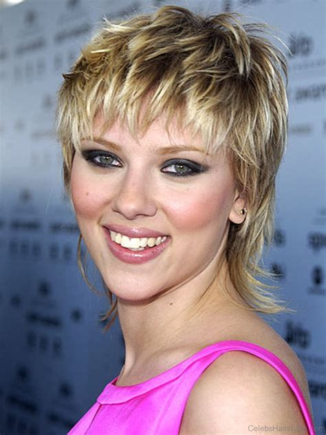 50 Impressive Hairstyles Of Scarlett Johansson