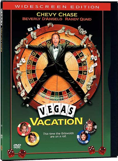 Barnes And Noble Dvd by Vegas Vacation By Stephen Kessler Chevy Beverly D