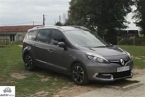 Renault Scénic Edition One : achat renault grand sc nic iii 1 6 energy dci fap bose edition d 39 occasion pas cher 18 490 ~ Gottalentnigeria.com Avis de Voitures