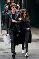 Dakota Johnson and Her Boyfriend in NYC May 2016 ...