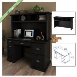 Home Office Desk With Hutch by Home Office Desk With Hutch Furniture Table Wood Computer