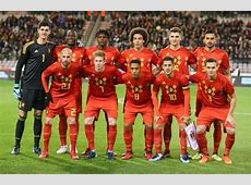 Belgium The Nations of the 21st World Cup The Center