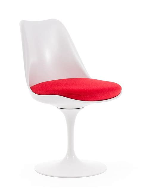 chaise tulip knoll international saarinen tulip chair by eero saarinen