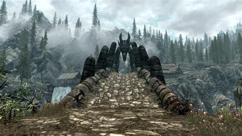 dragon bridge skyrim wiki