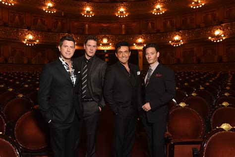 By Il Divo by Il Divo At The Dolby Theatre In Ca