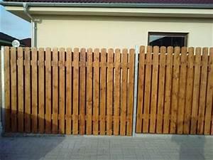 Dřevěný plot kalkulace
