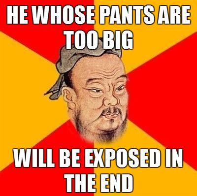 Confucius Meme - image 135221 wise confucius know your meme