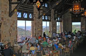 El Tovar Dining Room Lounge by These 10 Restaurants In Arizona Have Jaw Dropping Views