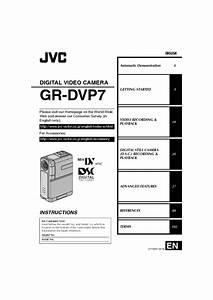 Gr-dvp7u Manuals