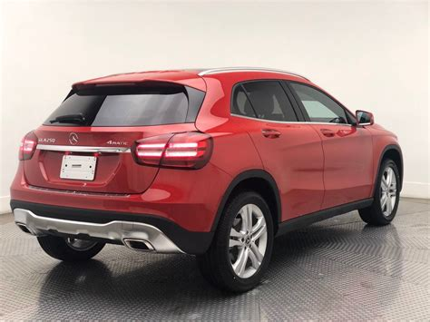 Find out what these beauties offer! New 2020 Mercedes-Benz GLA GLA 250 SUV in Chantilly #7200746 | Mercedes-Benz of Chantilly