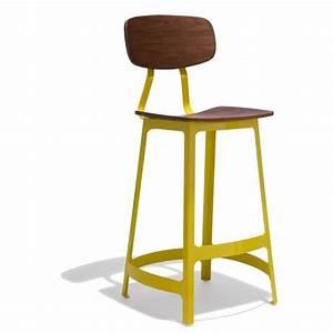 Chaise de bar design tabouret et fauteuil haut pour for Deco cuisine avec chaise de sejour design