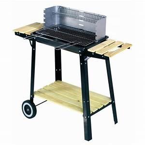 Barbecue Charbon De Bois Pas Cher : barbecue charbon a roulette ~ Dailycaller-alerts.com Idées de Décoration