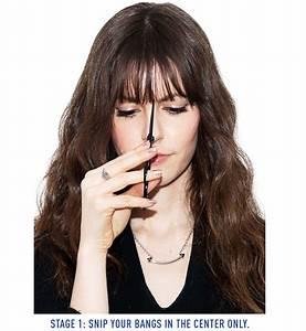 Meche A Bois Grande Longueur : coiffure frange qui repousse 4 id es pour avoir du style ~ Premium-room.com Idées de Décoration