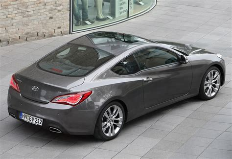 2012 Hyundai Genesis Coupe 3.8 V6