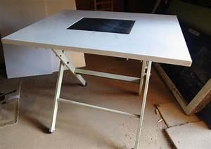 Table Multifonction : demande d 39 aide pour table multifonction d butant ~ Mglfilm.com Idées de Décoration