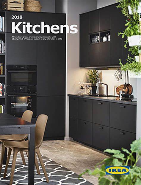 cuisine noir mat ikea the ikea catalogue 2018 home furnishing inspiration