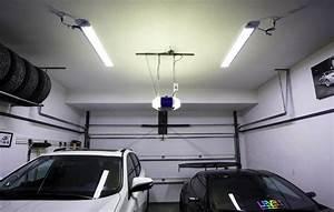Sunco 4 Foot Garage Lighting Review   U0026 How To Install Them