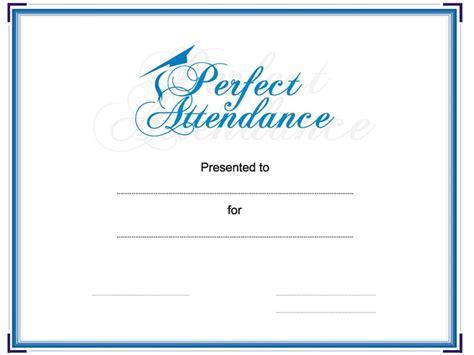 award  student  employee  perfect attendance