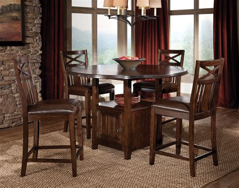 53 Round Table Chairs Set, Knightsbridge Dining Set In Oak