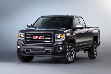 GMC Car : 2015 Gmc Sierra Elevation Edition