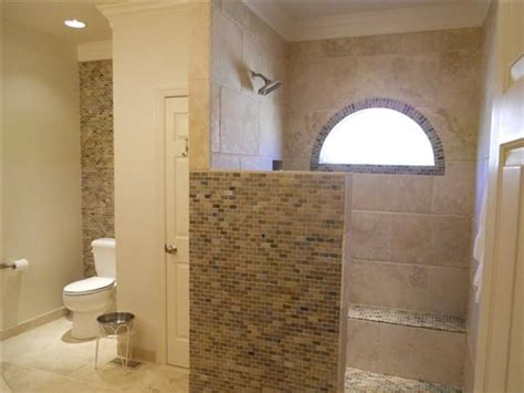 shower without door bathroom redo the o
