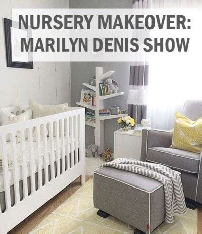 Nursery Makeover Reveal Marilyn Denis Show  Theiner Painting