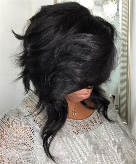 Layered Sew In Weave Hairstyles by 20 Stunning Ways To Rock A Sew In Bob