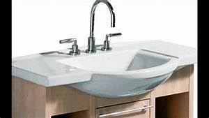Waschtisch Komplett Mit Unterschrank : waschtisch mit unterschrank ideen youtube ~ Watch28wear.com Haus und Dekorationen