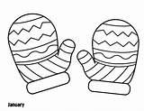 Coloring Mitten Gloves Mittens Winter Sheets Season Sheet Pattern Printable Drawing Hat Colouring Template Mitts Colorings Getdrawings Printables Vance Miller sketch template