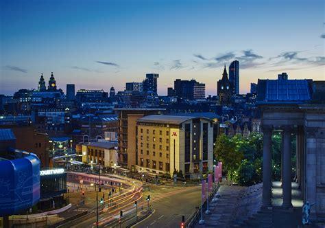 Marriott Hotel City Centre Liverpool