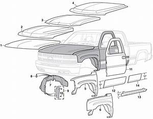 2002 Chevrolet Door Parts Diagram  U2022 Downloaddescargar Com