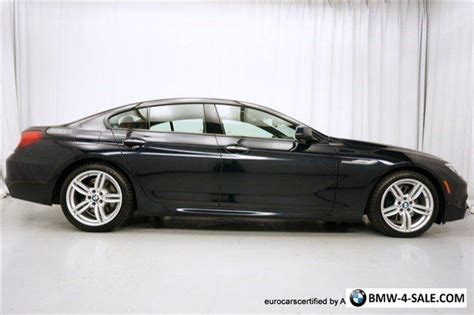 2014 Bmw 6-series 650i Xdrive Gran Coupe For Sale In