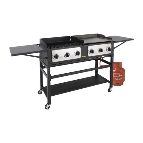 table top griddle propane propane griddle grill royal gourmet bbq propane gas grill