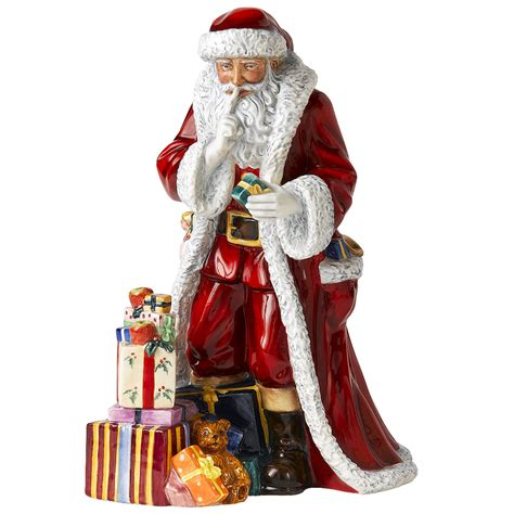 father christmas classic hn5367 royal doulton figurine
