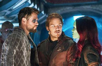 Stunt Avengers Double Endgame Chris Pratt Downey