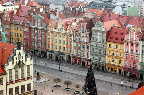 Wroclaw Old Town   Discover Poland