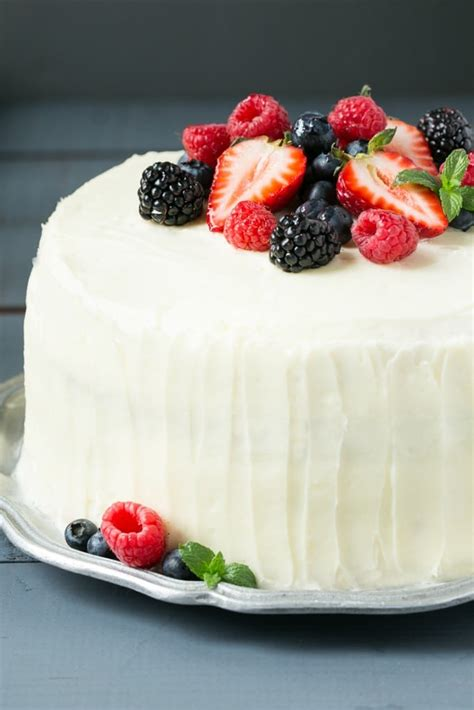 berry chantilly cake dinner   zoo