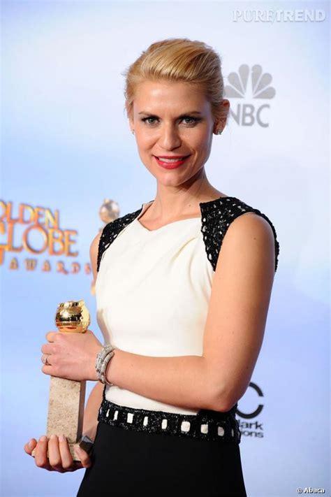 Claire Danes A Remporté Le Prix De La Meilleure Actrice